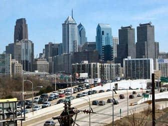 Skyline Philly