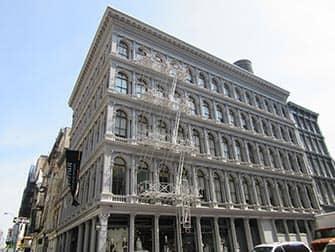 SoHo in New York - Gebäude
