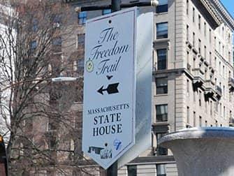 Tagesausflug von New York nach Boston - Freedom Trail