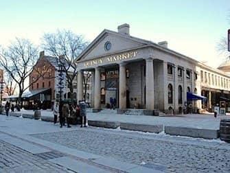 Tagesausflug von New York nach Boston - Quincy Market