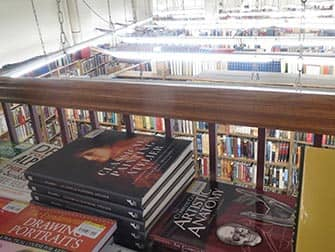 The Strand Bookstore in New York Bücher