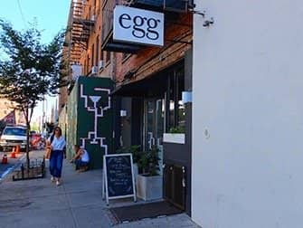 Williamsburg in Brooklyn - Egg