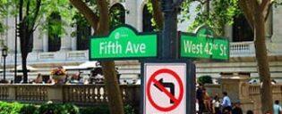 In New York zurechtfinden