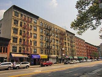 Restaurant Harlem East  Street