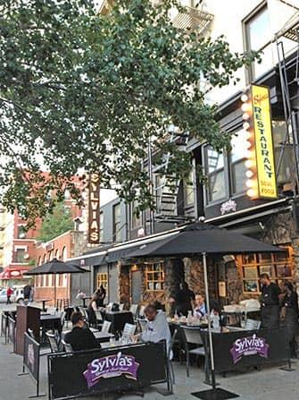 Harlem in New York - Sylvia's Restaurant