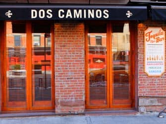 Meatpacking District in New York - Dos Caminos