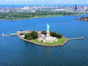 New York Helikopter Tour - Freiheitsstatue