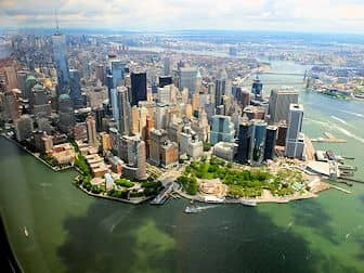 New York Helikopter-Rundflug - Skyline