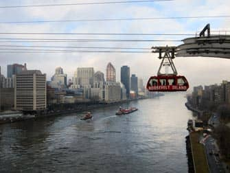 New York Roosevelt Island Cable Car