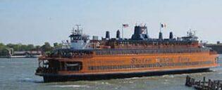 Staten Island in NYC - Staten Island Fähre