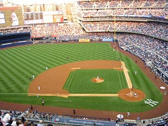 The Bronx in NYC - New York Yankees