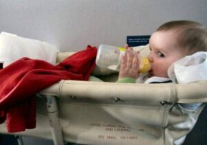 Flugzeug Babybettchen
