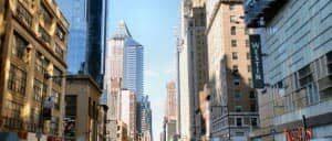 Geschichte von New York City