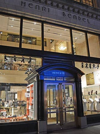 Henri Bendel in New York