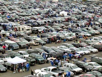 New York Giants Parking