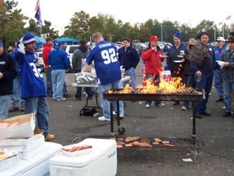 Giants New York Grillen