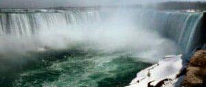 Niagara Fälle Hufeisen