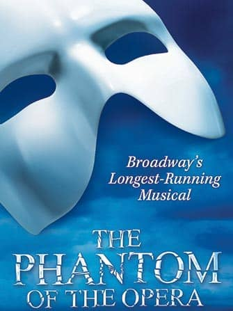 Phantom of the Opera in NYC - Poster