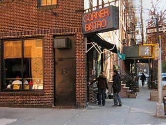 Corner Bistro in New York