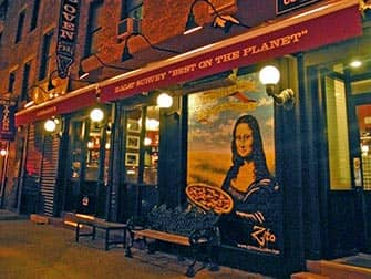 Lombardi's Pizza in NYC