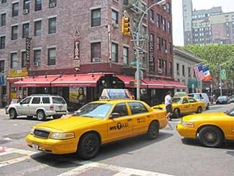 Lombardi's Pizza in New York