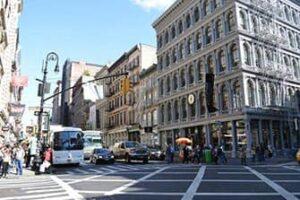 New York TV- und Kinodrehorte Tour