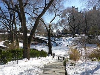 Little Germany in New York - Carl Schurz Park