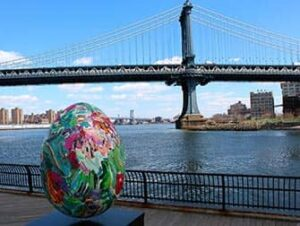 Ostern in New York