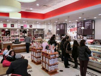 The Cake Boss Cafe New York