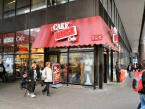 Cake Boss Cafe Times Square New York City