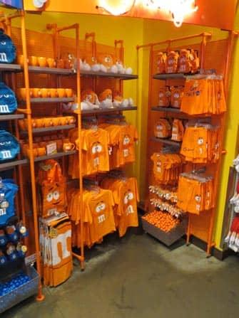 MMs Geschäft Merchandise