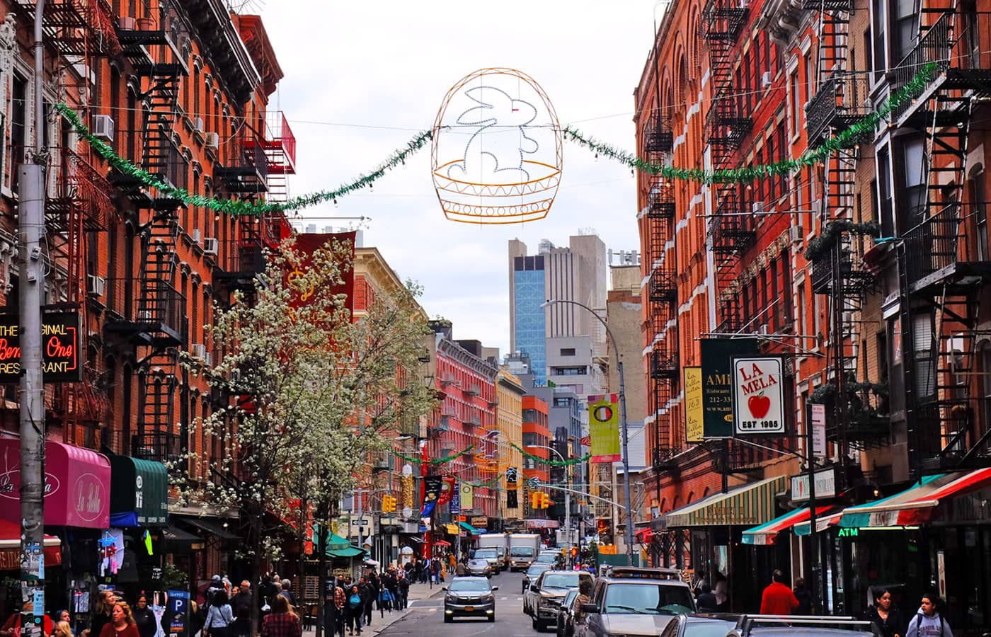 Ostern in New York - Little Italy