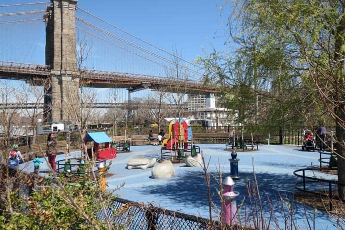 Pier 1 Spielplatz New York