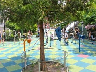 Spielplatz Union Square in New York