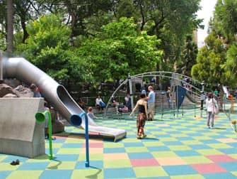 Union Square Spielplatz in New York