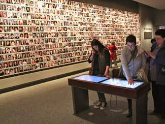 9/11 Museum in New York - Fotos