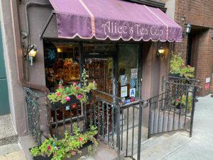 High Tea in Alice's Tea Cup