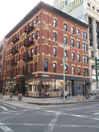 Tenement Museum in New York