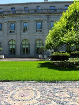Garten Frick Collection