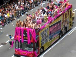 Gay Pride in New York City