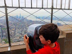 Aktivitäten mit Kindern in New York
