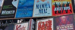 Broadway Musical Übersetzungen in New York