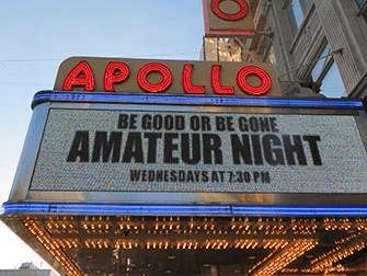 Hip-Hop-Tours in New York - Apollo Theater