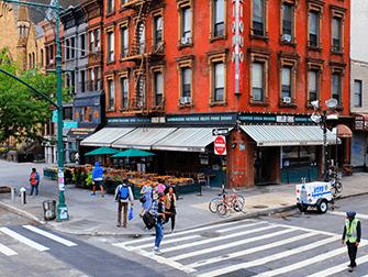 Hip-Hop-Tours in New York - Straße
