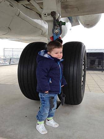 Mit Kindern nach New York fliegen