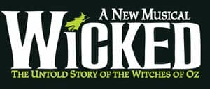 Wicked am Broadway in New York