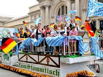 Oktoberfest in New York - Parade in New York