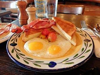 Frühstück in New York - Frühstück bei Gemma