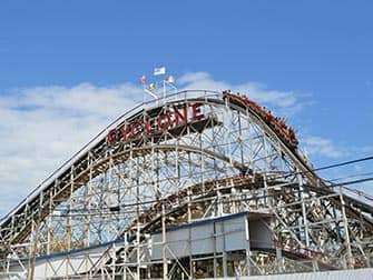 Coney Island in New York - Cyclone