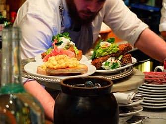 Frühstück in New York - Buvette Sandwiches